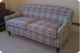 Upholstery services - Guildford - Stripe Upholstery